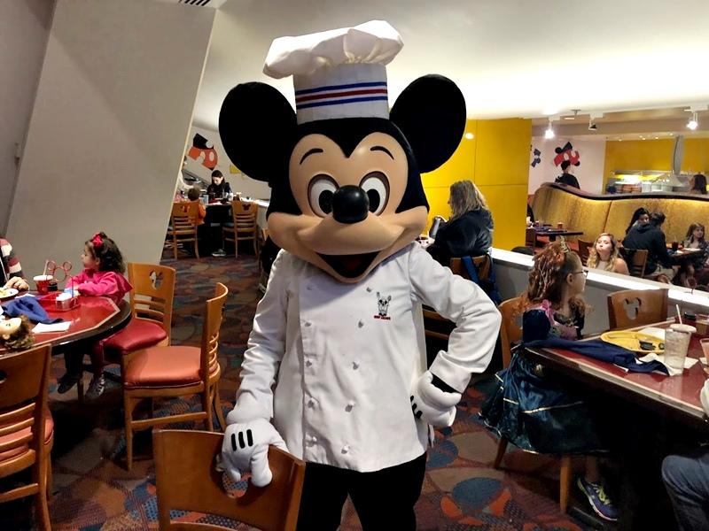 Guia Completo De Refeicao Com Personagens Na Disney World Pelo